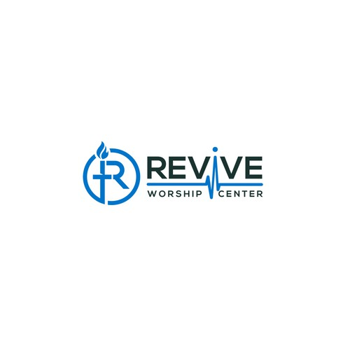 Revive Worship Center Logo