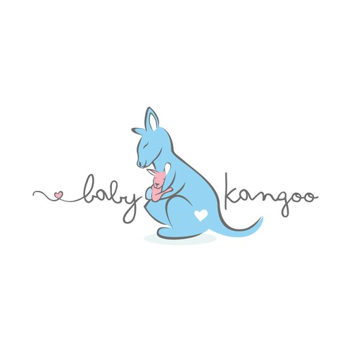 Baby Product selling company Logo