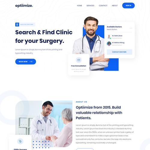 Website Design Clinic