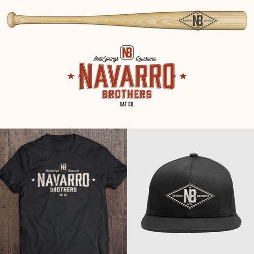 Logo for Navarro Brothers Bat Co.