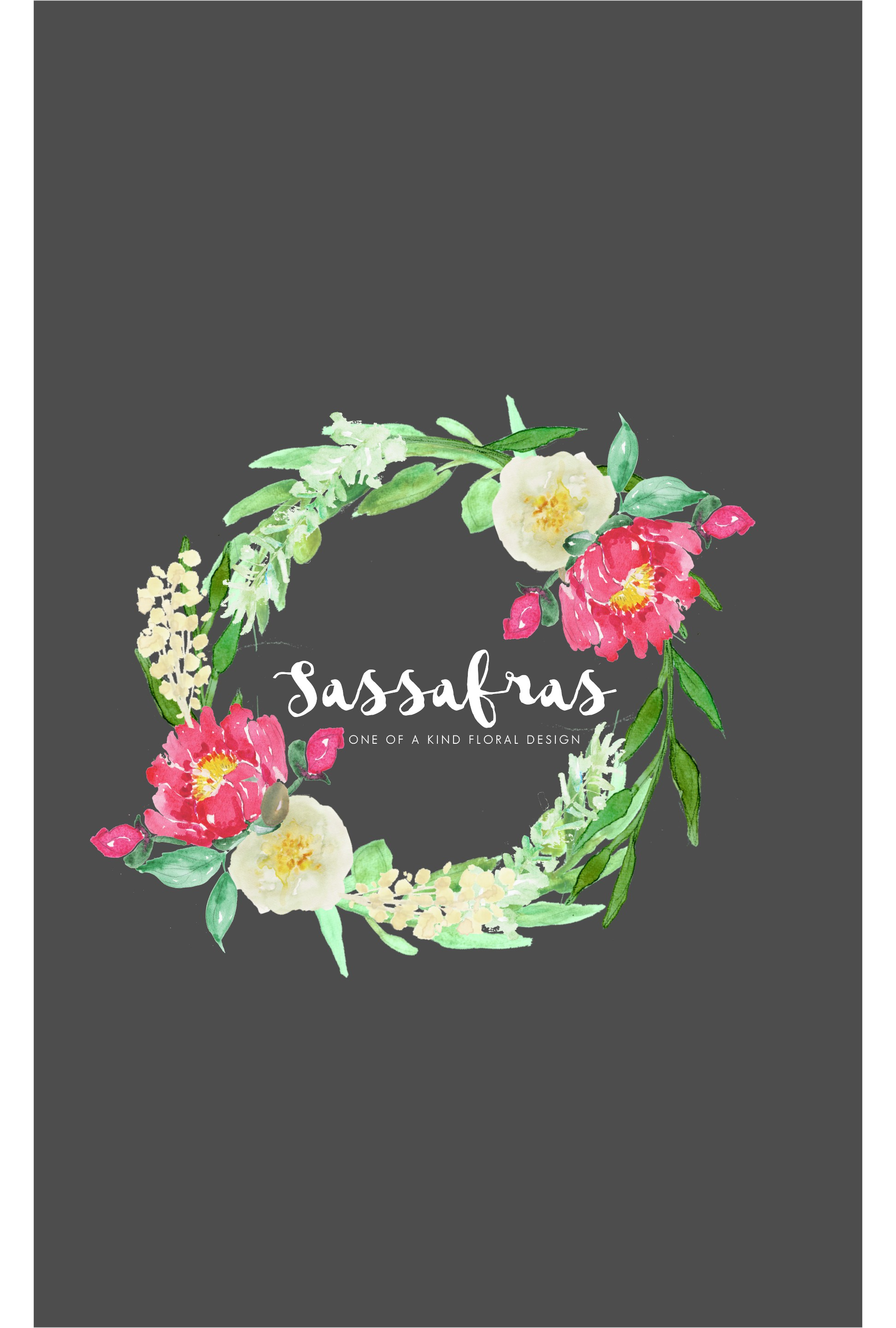 Create a one of a kind floral logo for organic, high end florist