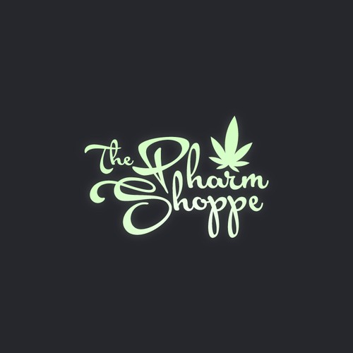 Logo for Marijuana shop