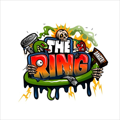 The Ring show Logo