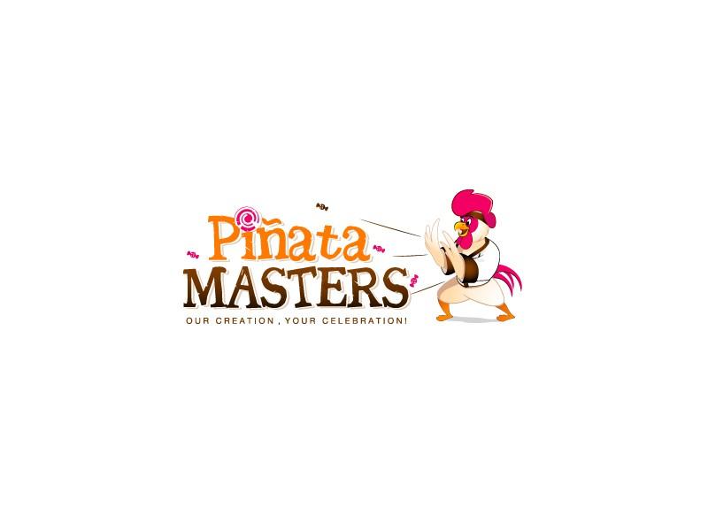 Create the next logo for Pinata Masters