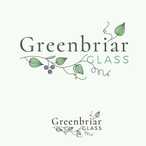 Green briar logo Illustration