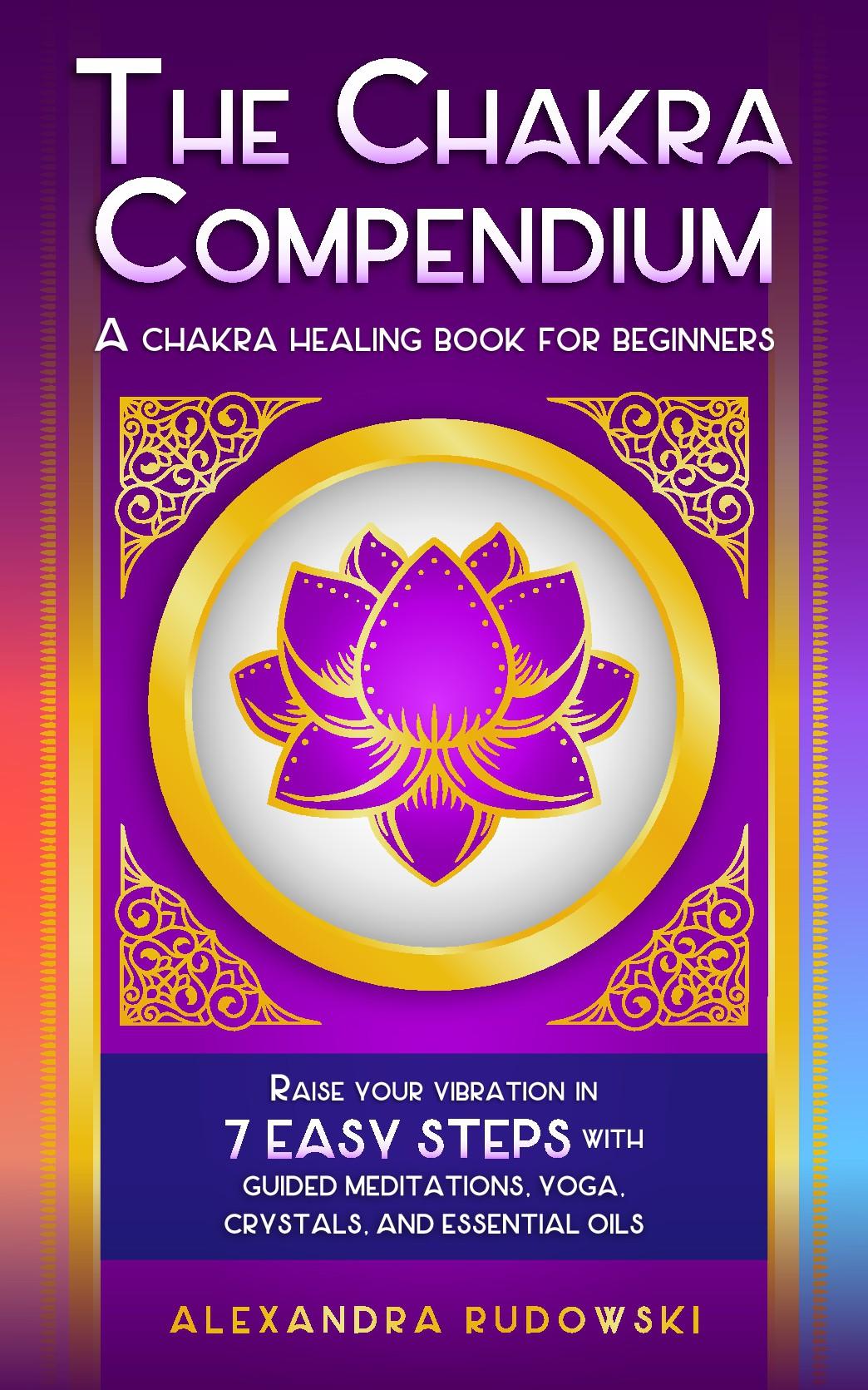 eBook Cover for Chakra Book