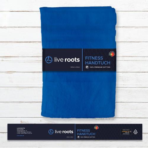 Fitness Towel Sleeve