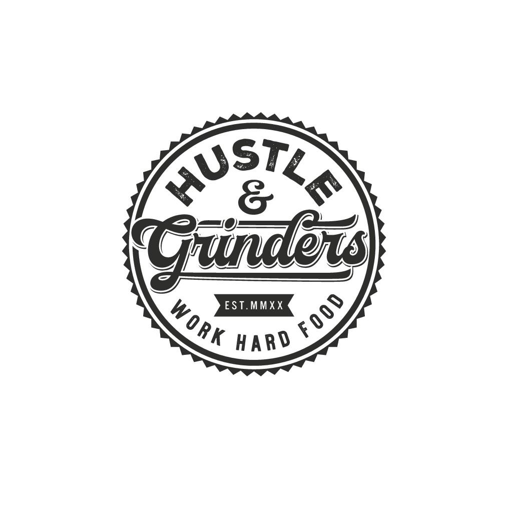 Hustle & Grinders Logo