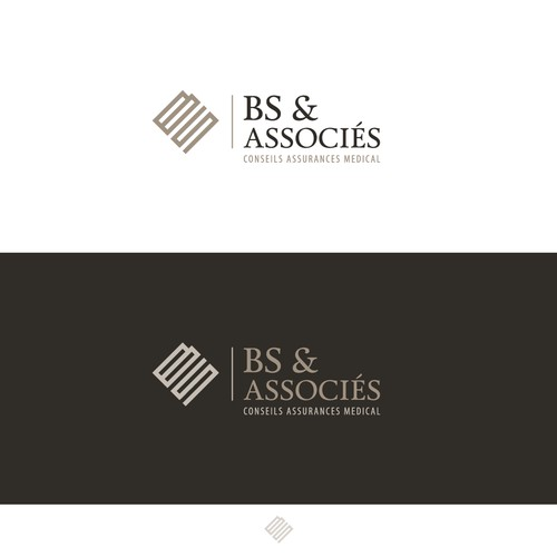 Help BS & Associés with a professional logo design