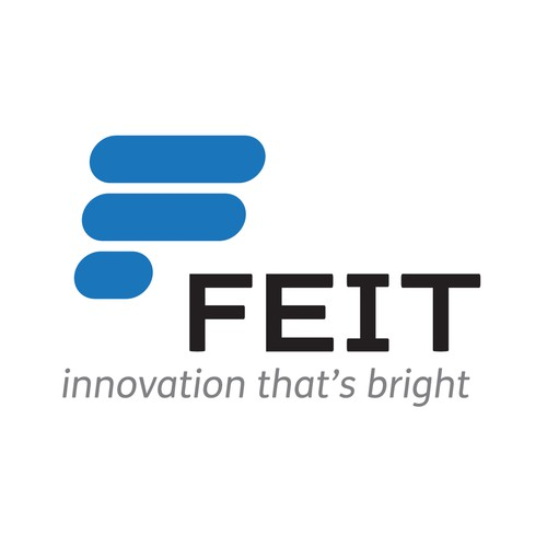 Feit Electric Logo Design