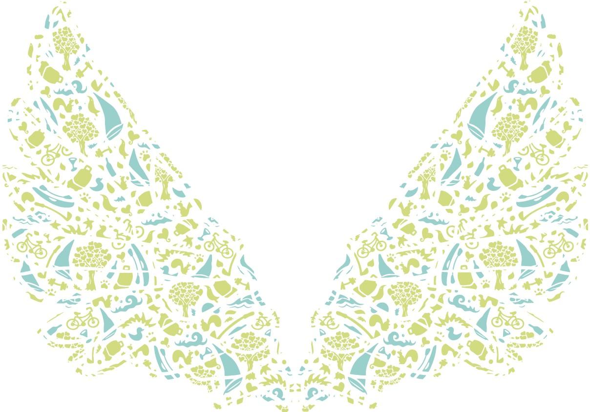 Wings artwork