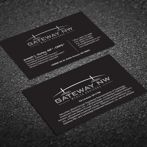 Gateway NW Card