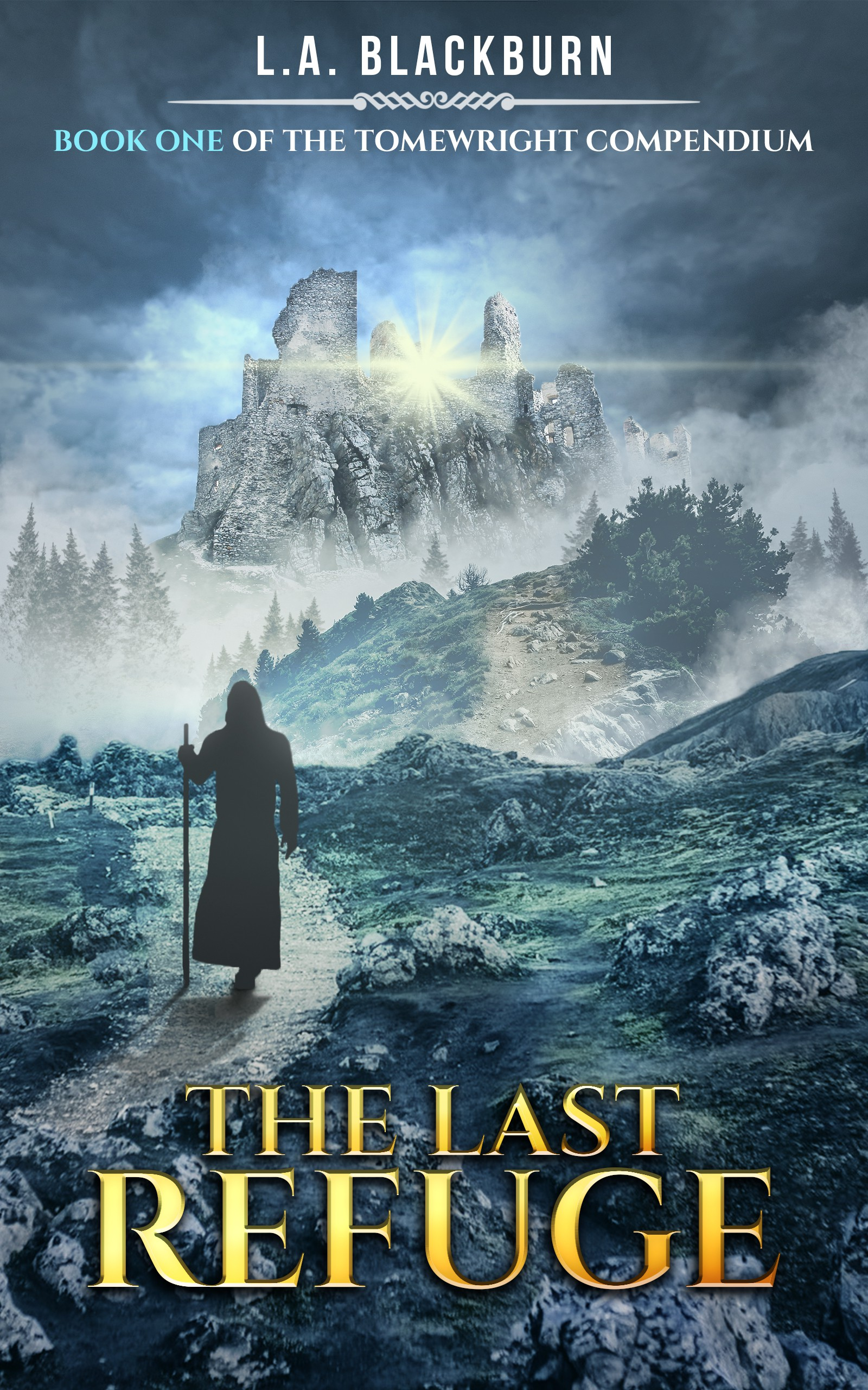 Bring this fantasy to life with a mystical ebook cover
