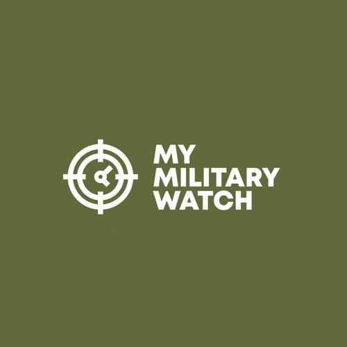 Logo Design for Military Watch