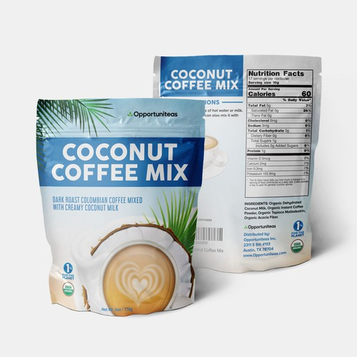 Coffee Mix Coconut