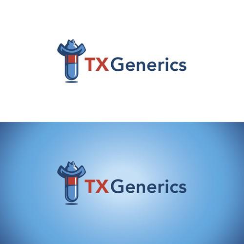 Logo TX Generics