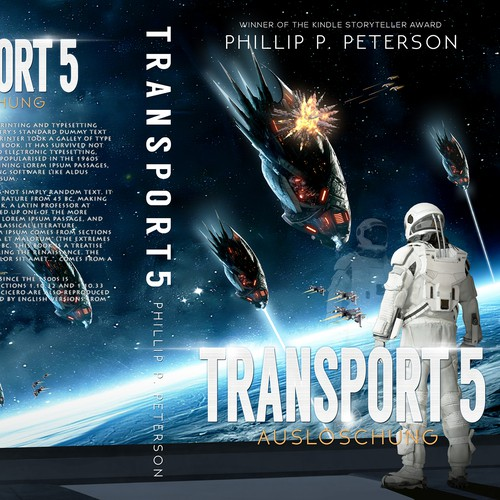 "Book cover for title ""TRANSPORT 5"""