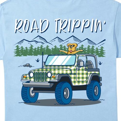 Southern Preppy Style T-Shirt