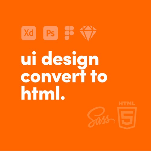 Converting Your Design to HTML