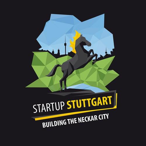 Shirt for StartUp Community