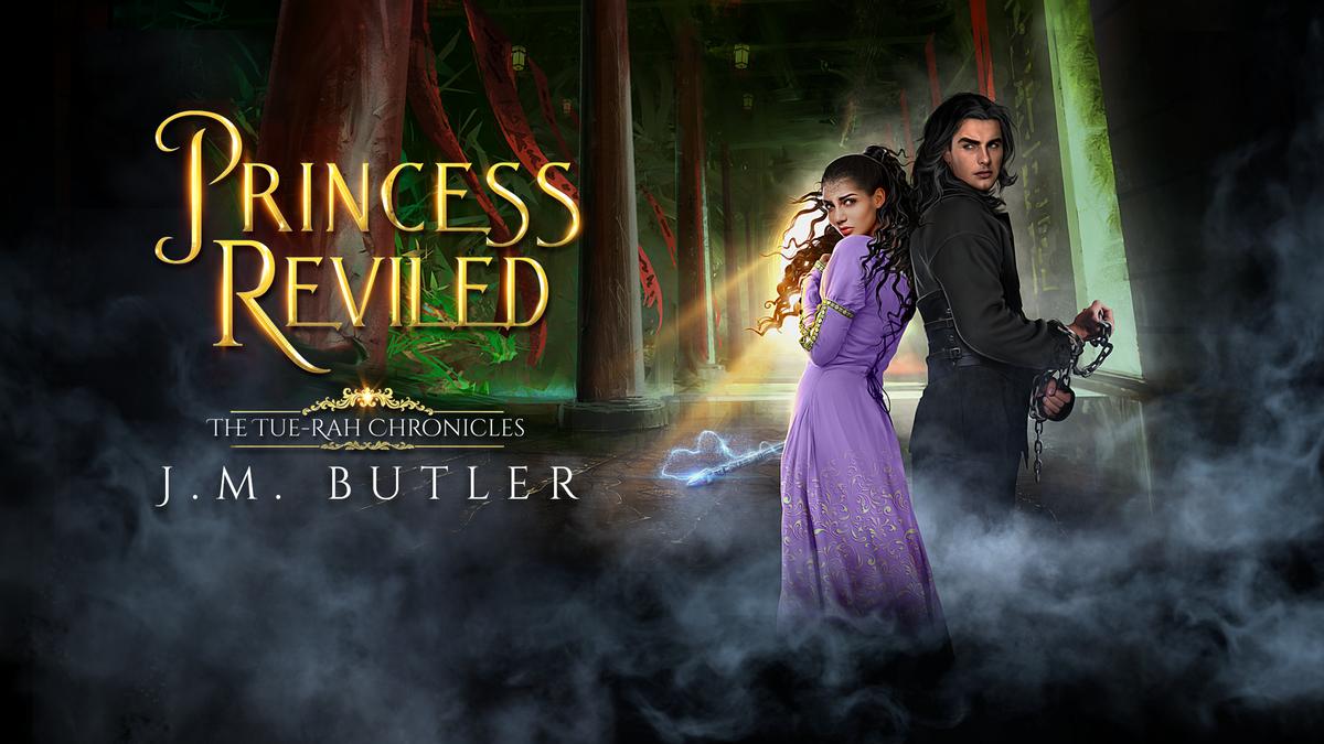 Tue Rah Chronicles Princess Reviled