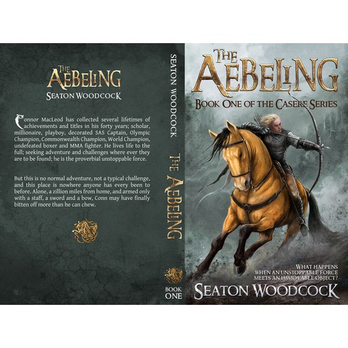 Book Cover for Seaton Woodcock