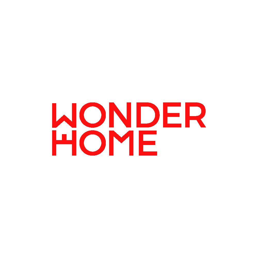 Wonder Home/ Wonderhome needs an ergonomic logo for their products