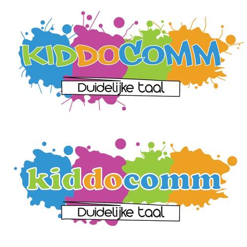 Kiddocomm heeft een nieuw logo nodig