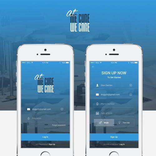 MeCure MeCare App