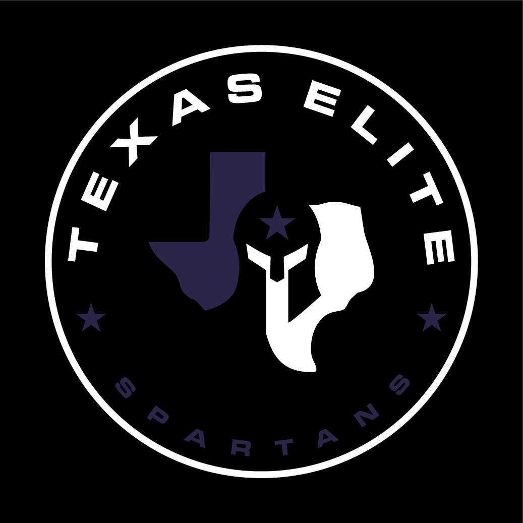 Texas Elite Spartan football team logo
