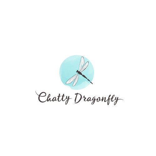 logo for Chatty Dragonfly