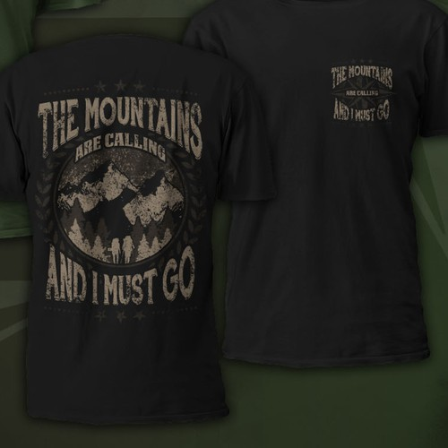 Amazing Backpacking Shirt