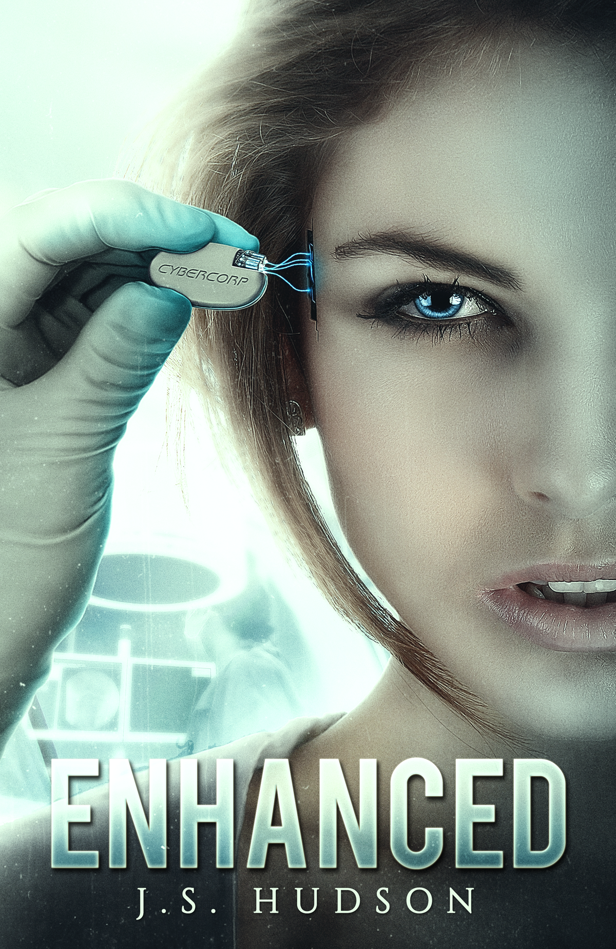 book covers for Enhanced & Revolution Now - The End