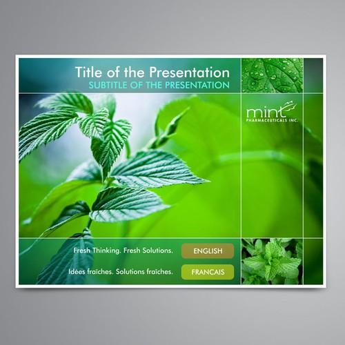 Mint Powerpoint