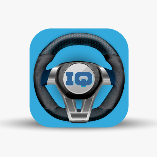 Steering Wheel type app icon