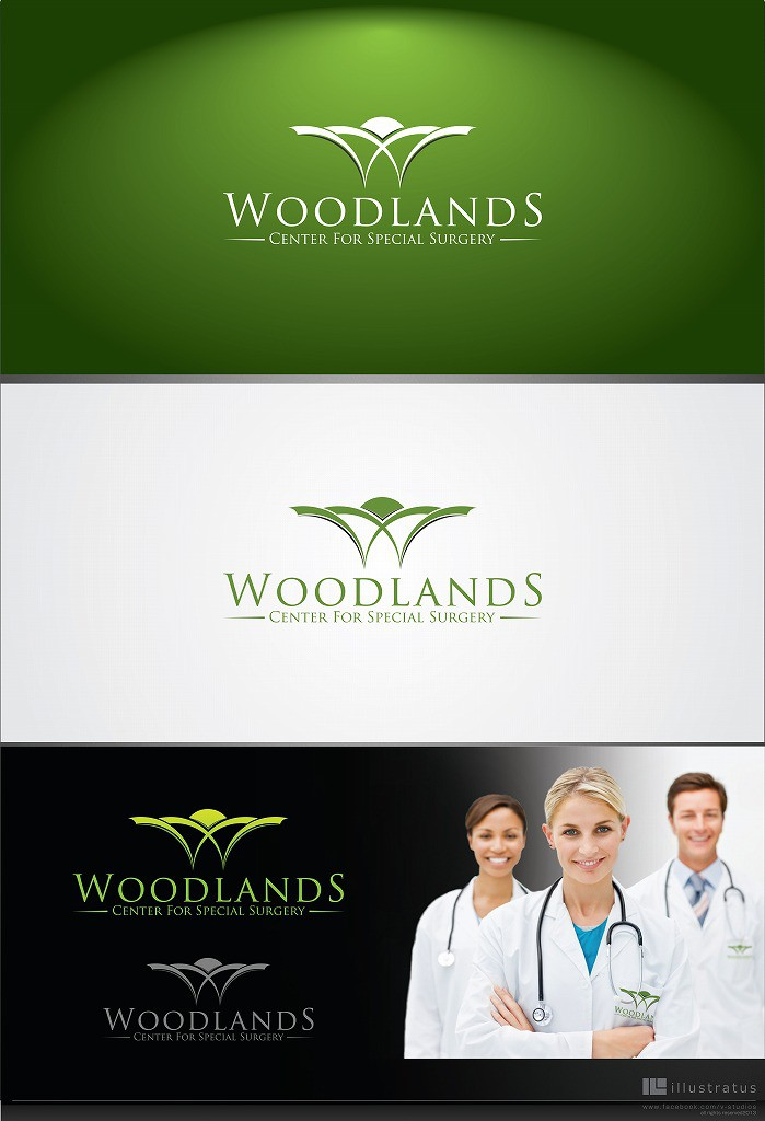 New logo wanted for Woodlands Center For Special Surgery