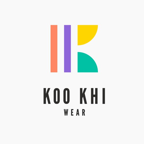 Logo for an urban and cool children's clothing line