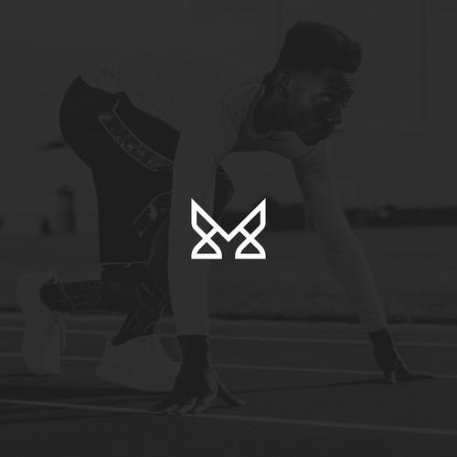 M Letter - Monogram