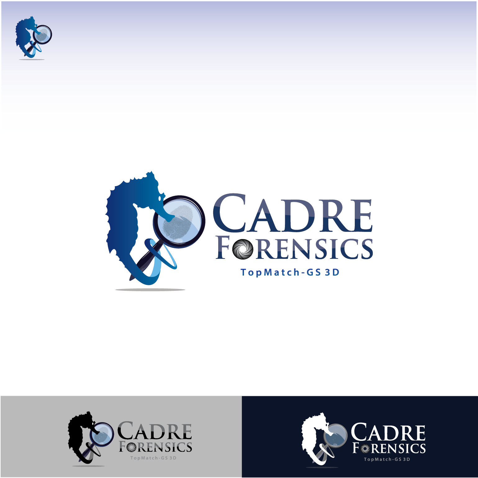 Help Cadre Forensics with a new logo