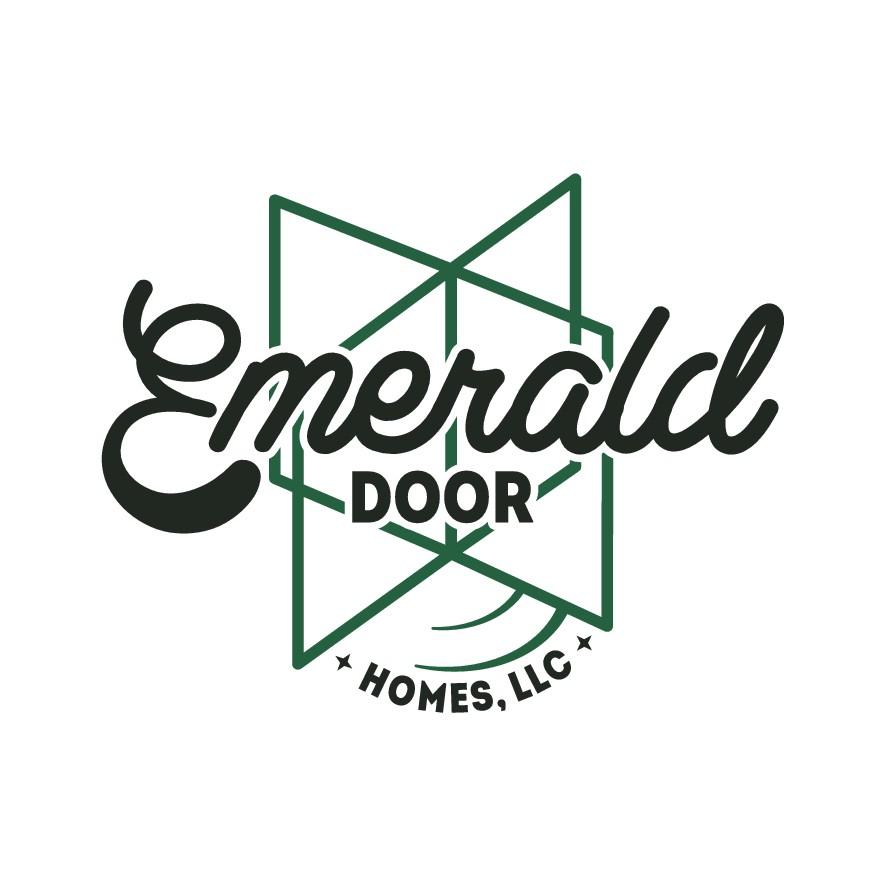 VINTAGE logo that's a gem!  Emerald Door Homes, LLC needs a logo that's cool & memorable!