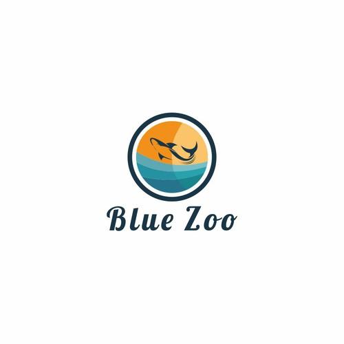The Blue Zoo Aquarium