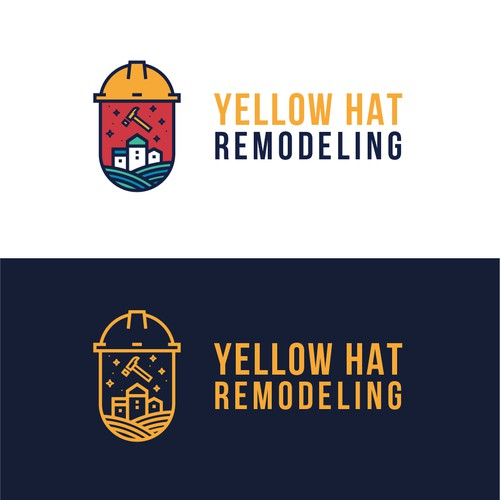 Remodeling Construction Logo