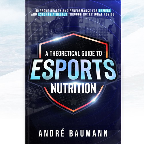 Esports health book cover