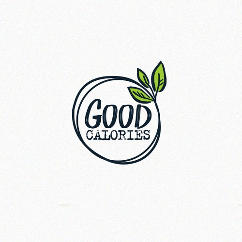 Organic and quirky logo for a food brand