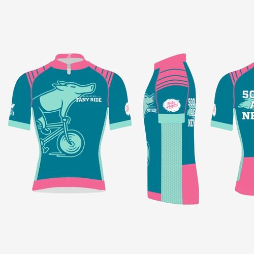 FANY Ride Jersey 2018