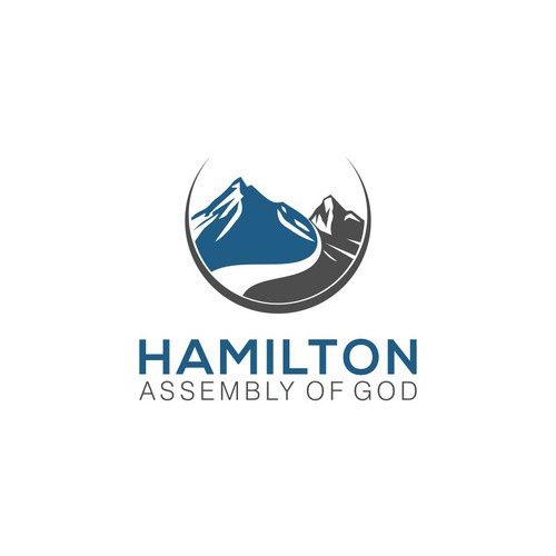 Logo Concept for Hamilton Assembly of God