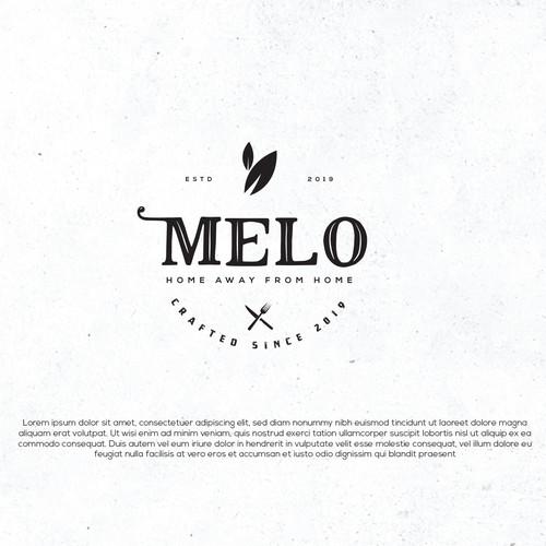Design a cool and elegant brunch place logo