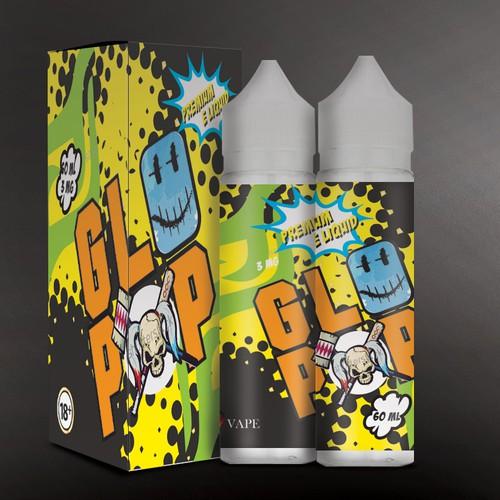 pop art e liquid