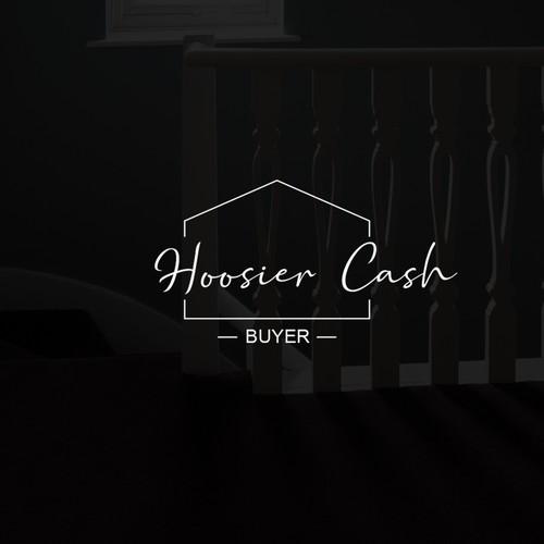 Elegant logo for Cash House