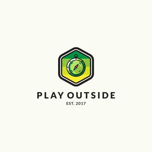 Play Outside Logo
